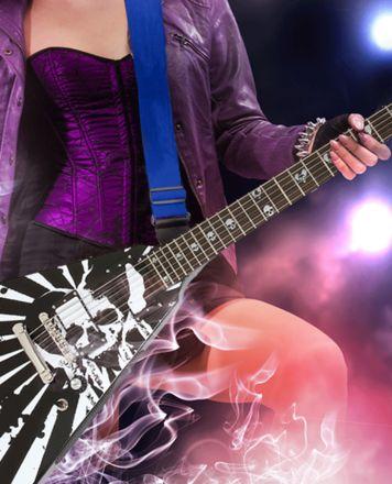 Bariton E-Gitarren