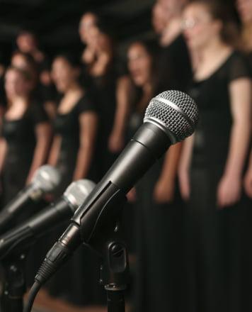 Recording  choirs