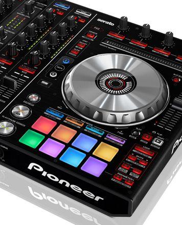 Controladores DJ