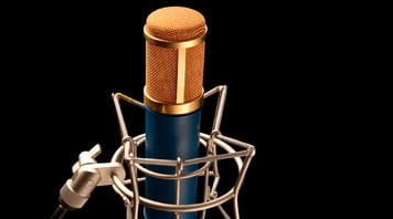 Micrófonos de Gran Diafragma