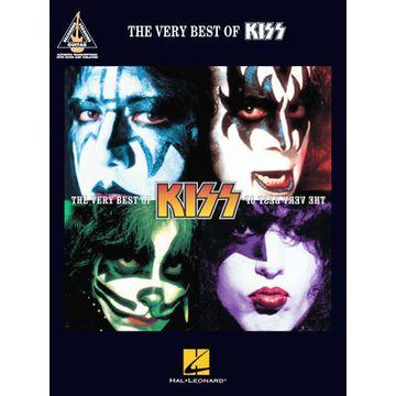 Hal Leonard The Very Best of Kiss