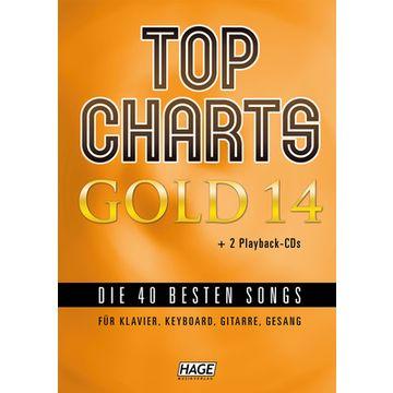 Hage Musikverlag Top Charts Gold 14