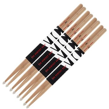 Vic Firth 5BN Amer. Hickory Value Pack