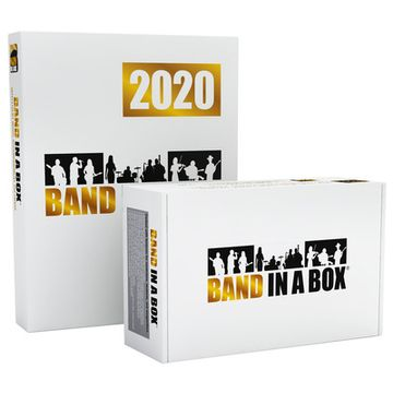 PG Music BiaB 2020 Audiophile PC E