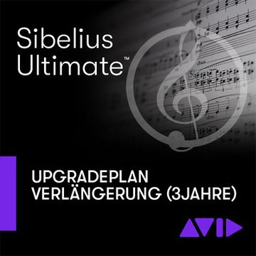 Avid Sibelius | Ultimate 3Y Renewal