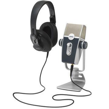 AKG Podcaster Essentials Bundle