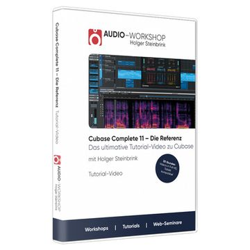 Audio Workshop Cubase Complete 11 Reference