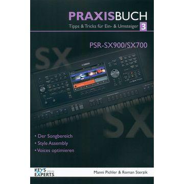 Keys Experts Verlag SX700/ 900 Praxis Buch 3
