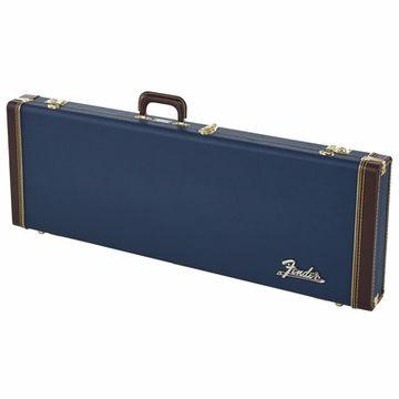 Fender Guitar Case ST/T Navy Blue LTD
