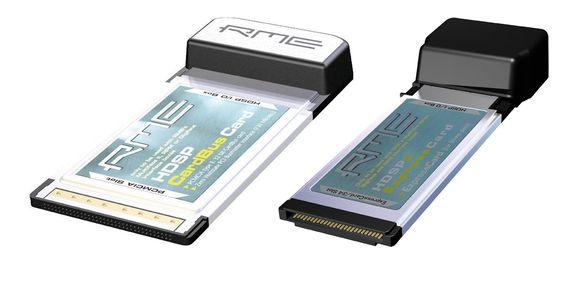 CardBus / PCMCIA
