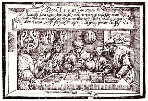 Historische Darstellung