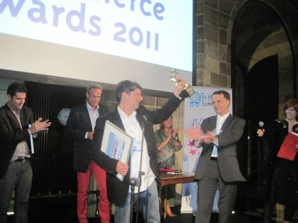2011 · Ganador del Global E-Commerce Summit