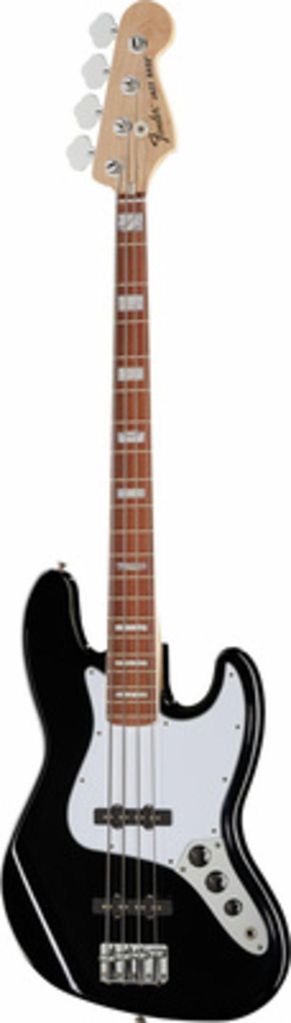 70 Classic Jazz Bass PF BK Fender
