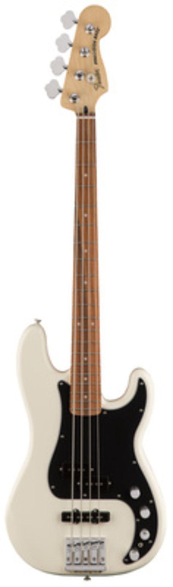 DLX P Bass Special OWT PF Fender