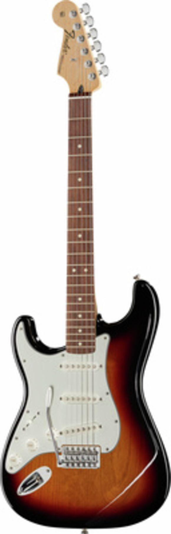 Standard Strat PF BSB LH Fender