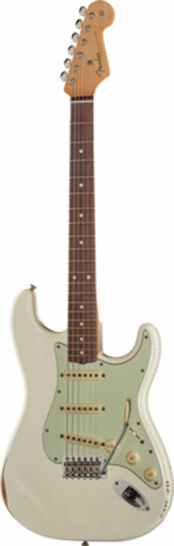 Road Worn 60 Stratocaster OWT Fender