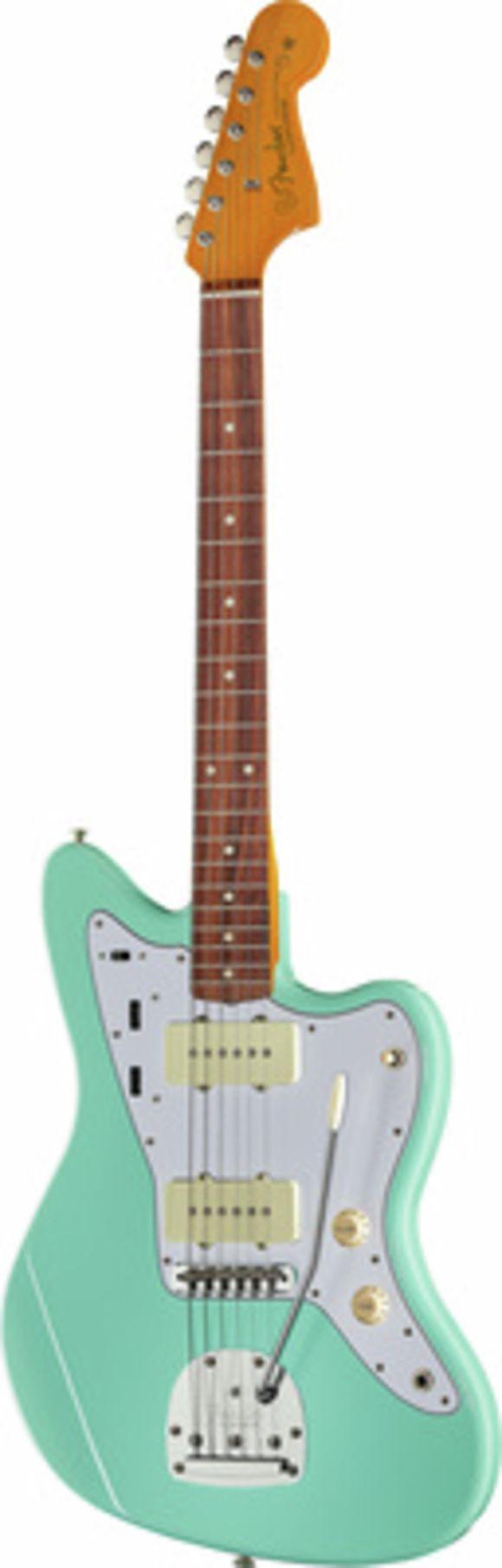 CLSC 60s Jazzmaster LAQ PF SFG Fender