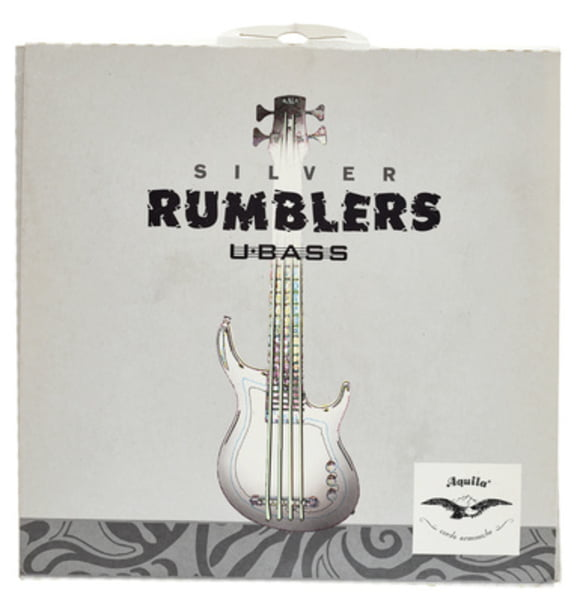 Silver Rumblers U-Bass Strings Kala