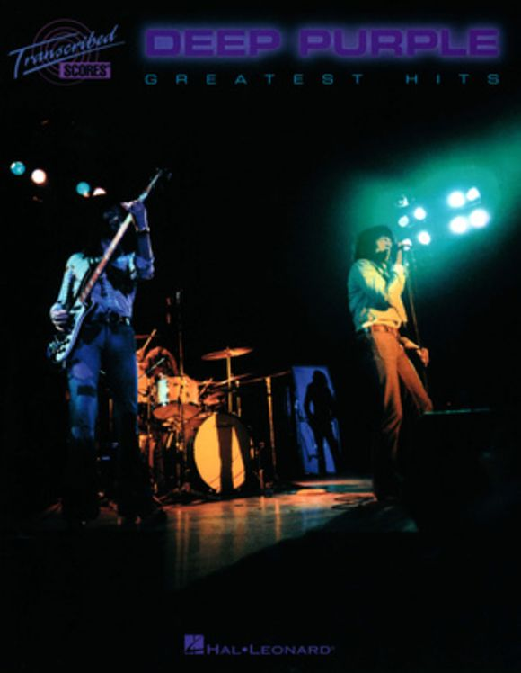 Deep Purple Hits Score Hal Leonard