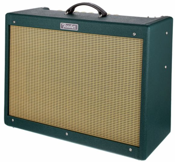 LTD Blues Deluxe Reissue Em Fender