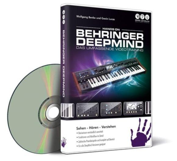 Hands On Behringer DeepMind DVD Lernkurs