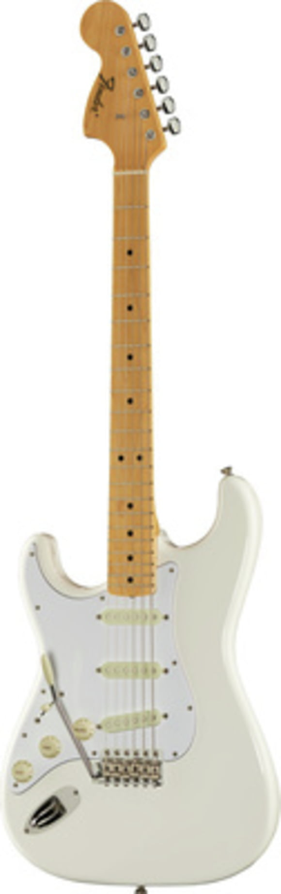 Traditional 68s Strat White LH Fender