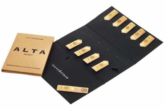 ALTA Alto Reeds (10 piece) 2,5 Silverstein