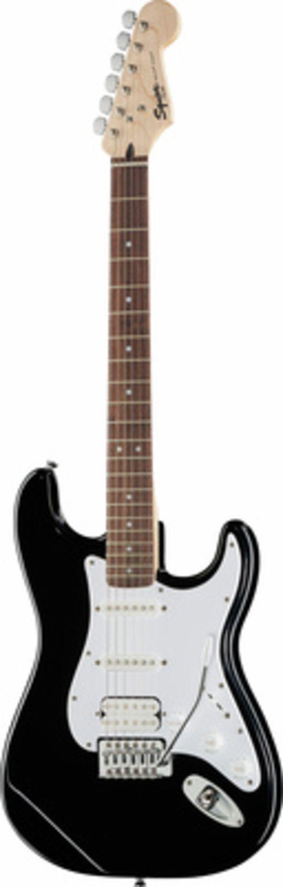 Squier Bullet Strat HSS BK Fender