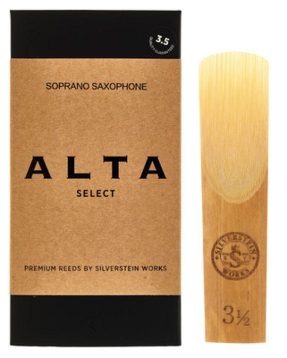 ALTA Soprano Reeds (10 p.) 3,5 Silverstein