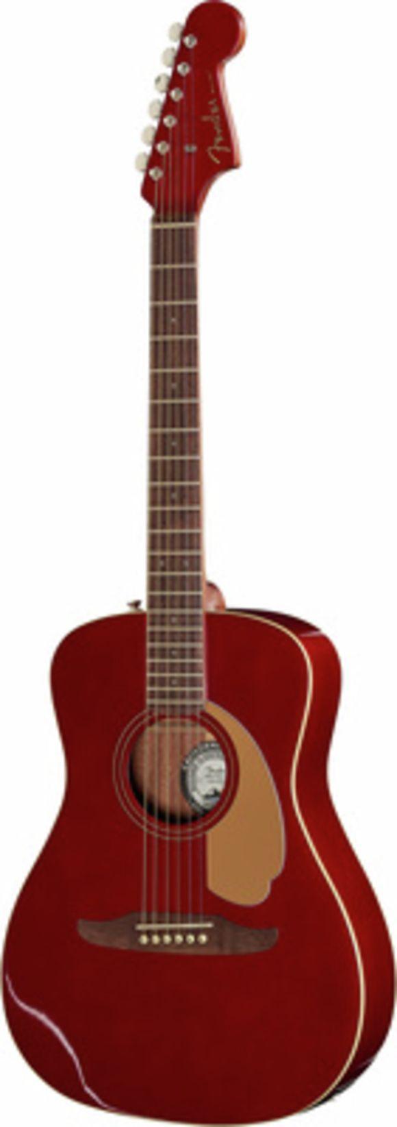 Malibu Player CAR Fender