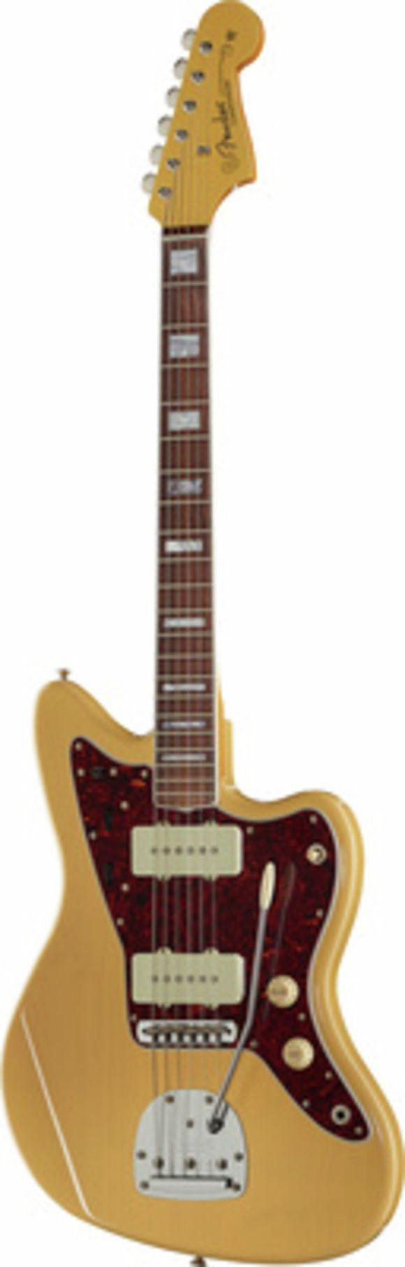 60TH Jazzmaster PF VBL Fender