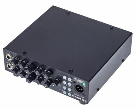 Clarus SL-2 S4plus 608IAplus Acoustic Image