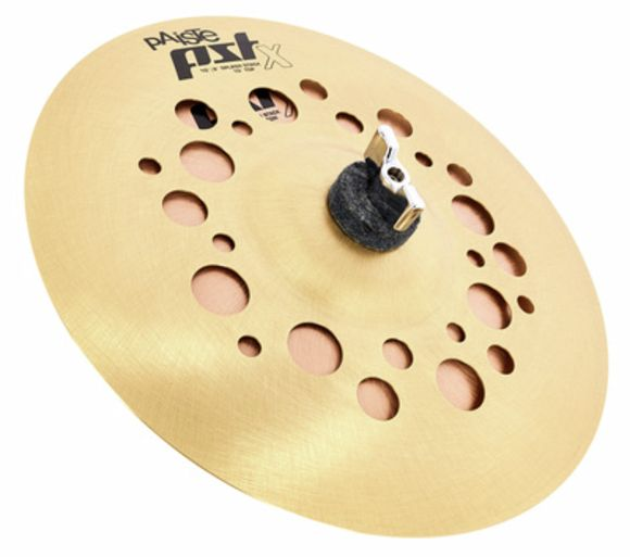 "10"" PSTX Splash Stack 10/08 Paiste"