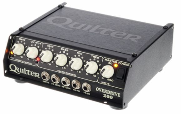 Overdrive 200 Quilter