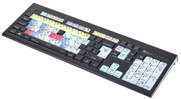 Astra Cubase/Nuendo PC UK Logickeyboard