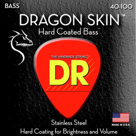 DR Dragon Skin 4 040-100 L DR Strings