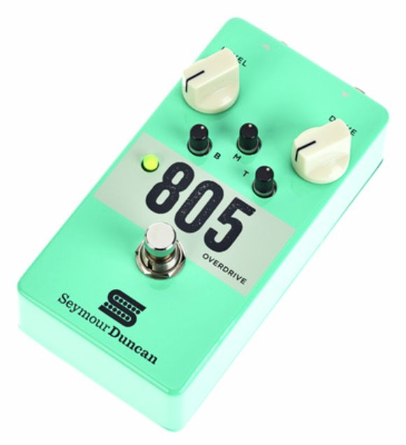805 Overdrive Seymour Duncan