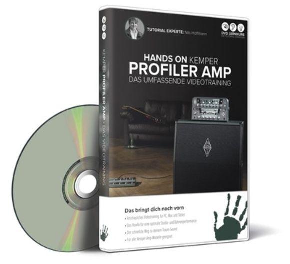 Hands on Kemper Profiler Amp DVD Lernkurs
