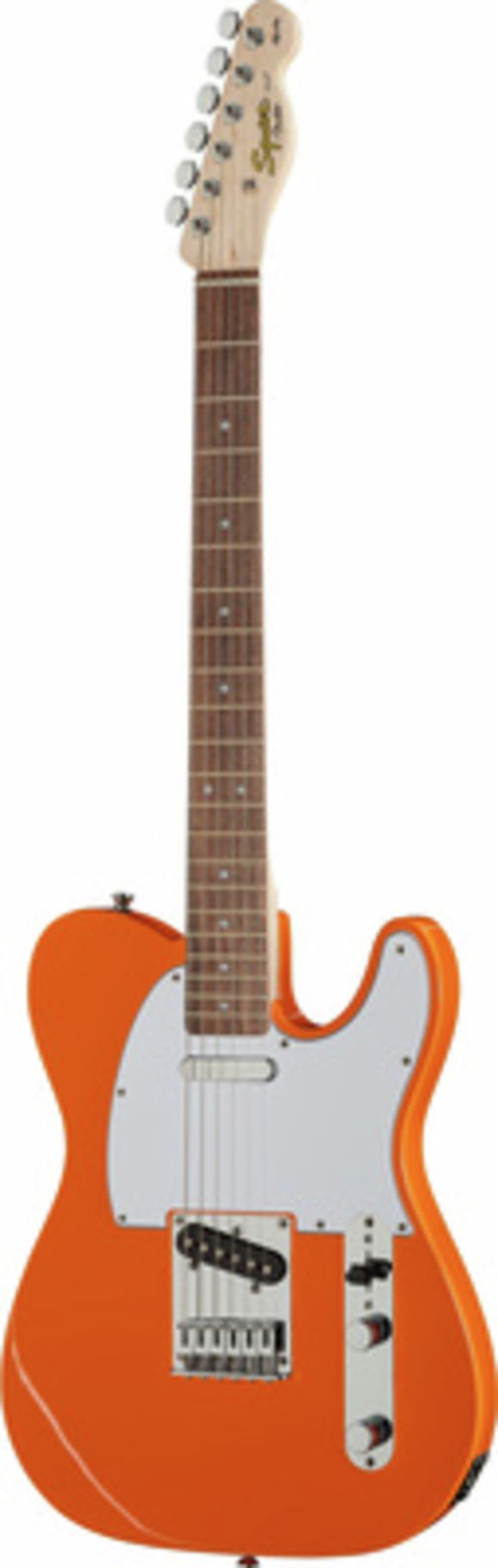 Squier Affinity Tele Orange IL Fender