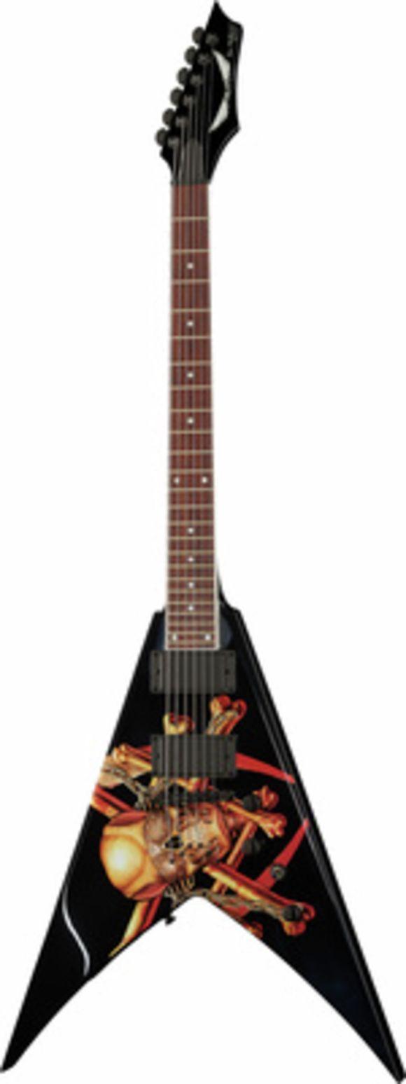 V Dave Mustaine VMNT Killing Dean Guitars