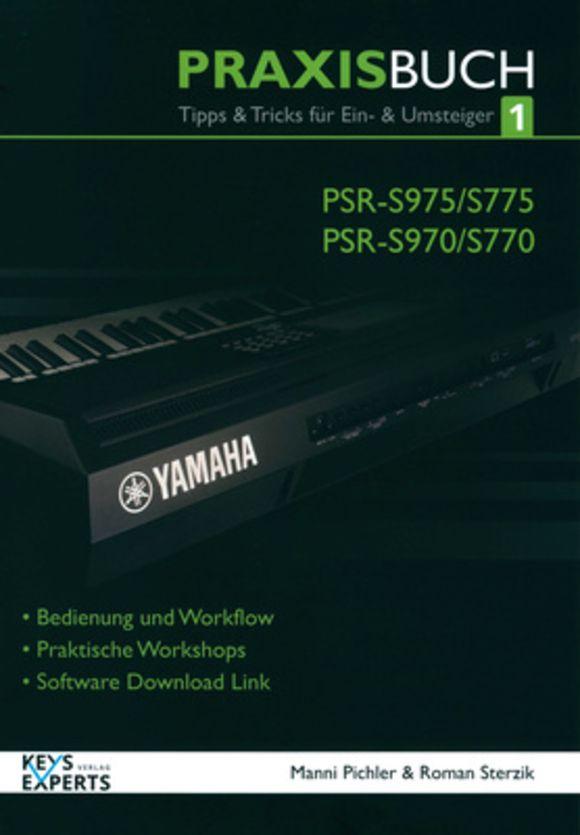 PSR-S 975/775 Praxis Buch 1 Keys Experts Verlag