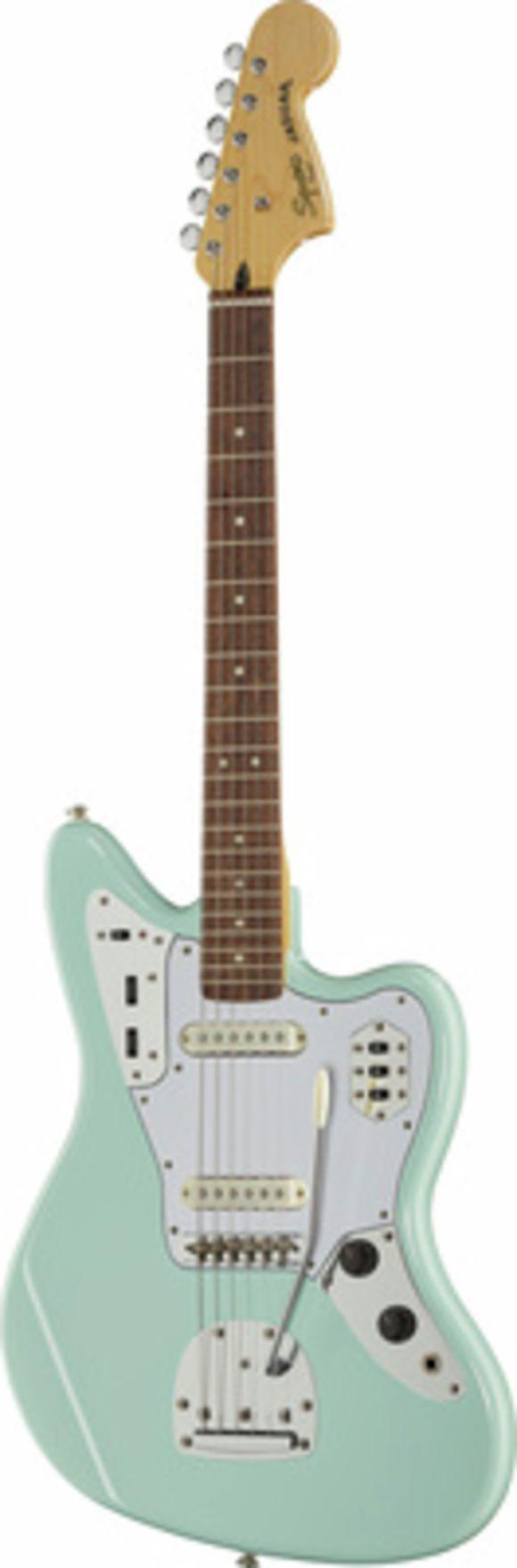 SQ Vintage Mod Jaguar SG IL Fender