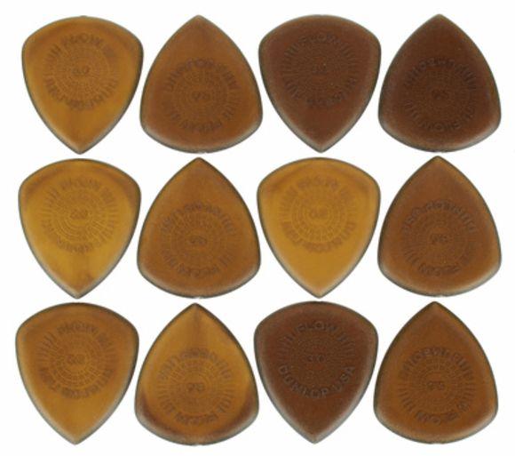 Flow Standard Picks 3.00 Olive Dunlop