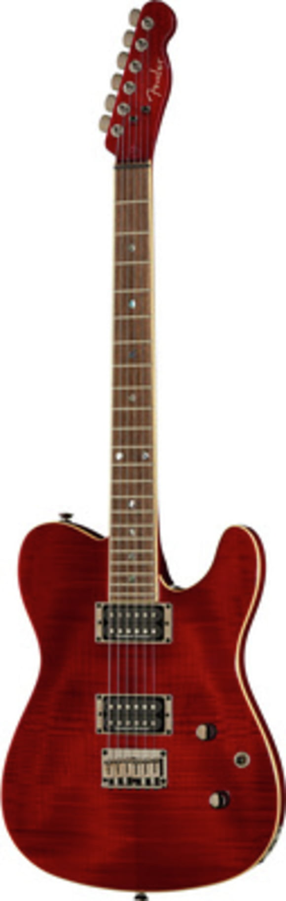 Custom Telecaster FMT HH CRTIL Fender