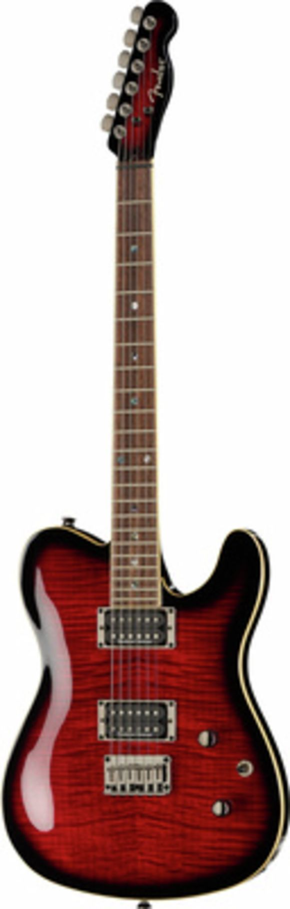 Telecaster Custom FMT HH BCBIL Fender