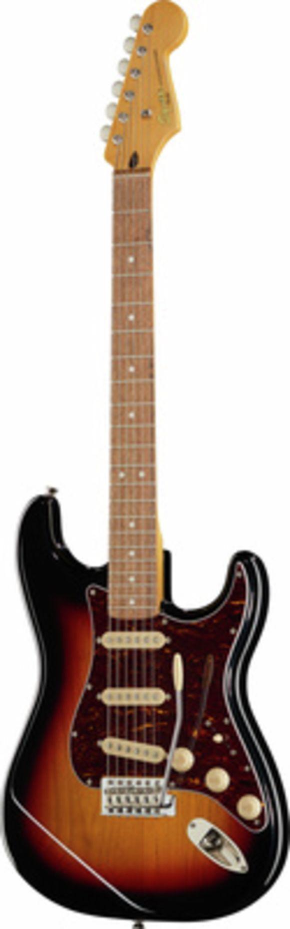 SQ Classic Vibe Strat 60s IL Fender