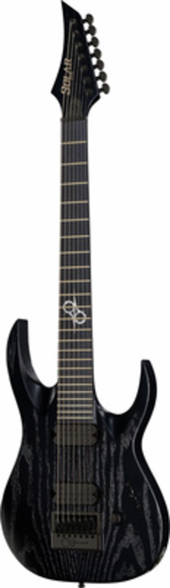 A1.7BOP Artist LTD Solar Guitars