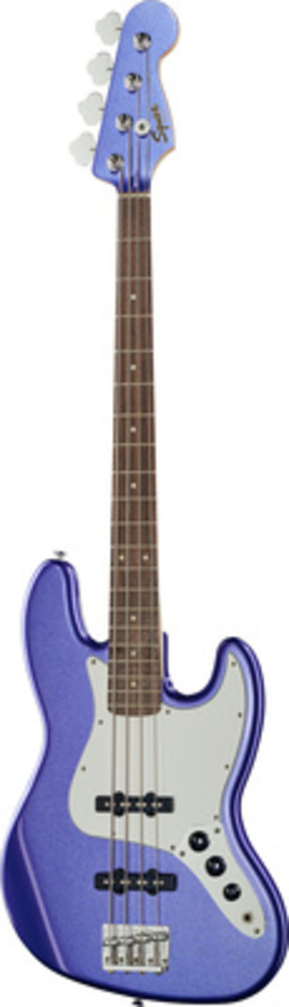 SQ Contemporary J-Bass OBM IL Fender
