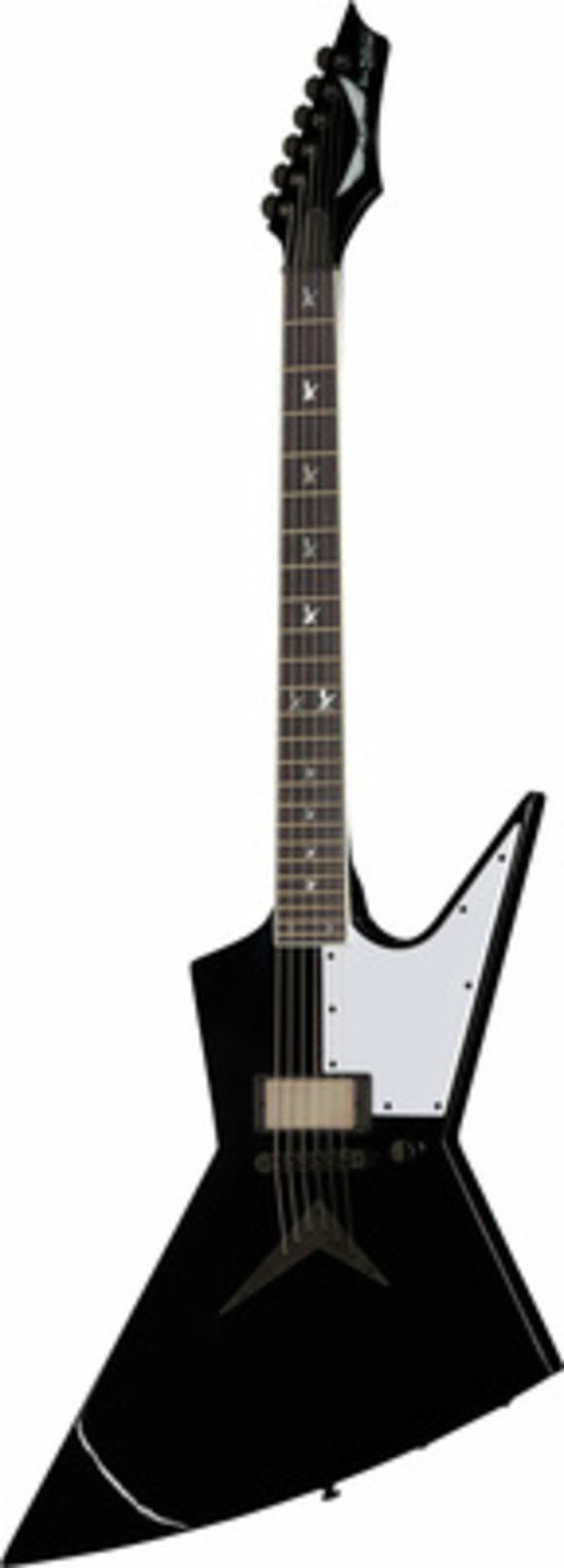 Mustaine Zero Punk Dean Guitars