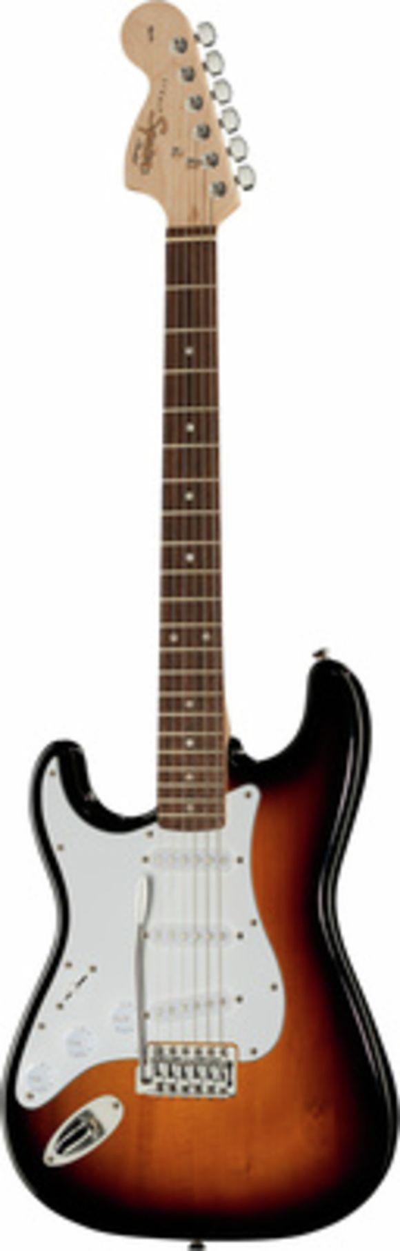 Squier Affinity LH BSB IL Fender